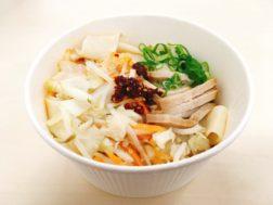 セブンイレブンのビャンビャン麺429円