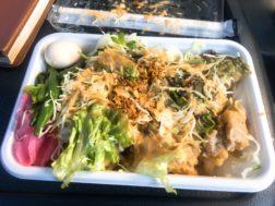 Little Kitchen Soleilの鉄板鶏飯肉増し750円